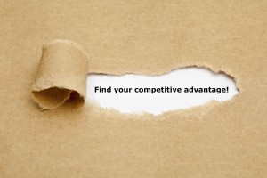 Find your competitive advantage