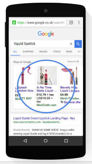 Google Shopping Feature: Currency Conversions